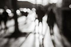 More Blur (Poul_Werner) Tags: aarhus danmark denmark 53mm bw blackwhitephotos blackandwhite blur monochrome shadow skygge centraldenmarkregion dk