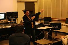 Jennifer Higdon, Barr Institute Laureate, UMKC Composers Forum, December 5, 2017 (UMKC-Conservatory) Tags: umkcconservatory umkc barr composition composer