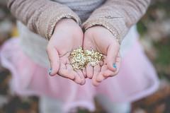 The magic of childhood (shootwithkat) Tags: nikon nikond5200 portrait childportrait glitter childhoodunplugged childphotography autumn fall