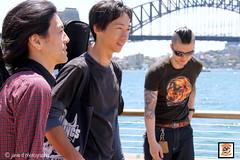 Sydney 2017 Blitzkrieg (turbonunentertainmentgroup) Tags: deadvikings rockandroll tourphotography gigphotos tneg blitzkrieg highenergyrockandroll thedeadvikings shogodeadviking bonedeadviking kensuke hiro