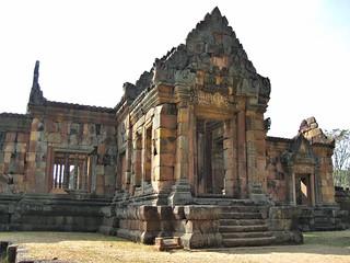 Khmer Ruins (Thailand)