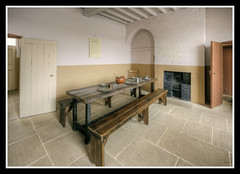 Dining Room (veggiesosage) Tags: southwell nottinghamshire workhouse nationaltrust aficionados gx20 gradeiilisted southwellworkhouse