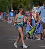 Before The Parade Starts (Scott 97006) Tags: crowd gathering girl kid street parade
