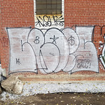 Metro Lionel-Groulx Graffiti, Montréal, 2017 thumbnail