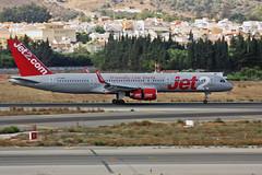 G-LSAB Boeing 757-236 Jet2.com AGP 19-09-09 (PlanecrazyUK) Tags: glsab boeing757236 jet2com agp 190909 lemg malaga–costadelsolairport malaga costadelsol