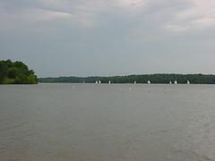 Cowan Lake State Park (jaci starkey) Tags: 2004 ohio stateparks lakes clintoncounty