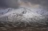 Vunerable (Lindi m) Tags: scotland snow mountain enchanted cold stormy moody hostile highlands nowheretorun