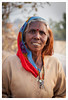 Mitla (Joce.V) Tags: inde india portrait people personne femme woman sourire smile voyage travel canon canoneos5dmarkii canonef2470f28lusm orchha regard