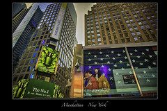 Manhattan - New York City (vonhoheneck) Tags: newyork manhattan city usa schölkopf schoelkopf canon eos6d bigapple eastriver hudson themet centralpark nyc water beach river sea sunset