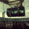 Singapore Flyer [Instagram] (NickSalmon) Tags: singapore singaporeflyer instagram rain