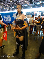 Japan Expo 2017 4e jrs-91 (Flashouilleur Fou) Tags: japan expo 2017 parc des expositions de parisnord villepinte cosplay cospleurs cosplayeuses cosplayers française français européen européenne deguisement costumes montage effet speciaux fx flashouilleurfou flashouilleur fou manga manhwa animes animations oav ova bd comics marvel dc image valiant disney warner bros 20th century fox star wars trek jedi sith empire premiere ordre overwath league legend moba princesse lord ring seigneurs anneaux saint seiya chevalier du zodiaque
