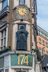 The Blackfriar Pub, London (Gerry Lynch) Tags: cityoflondon statuary london betjeman benedictine