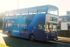 2650 (HY) ROX 650Y (WMT2944) Tags: 2650 rox 650y mcw metrobus mk2 wmpte west midlands travel