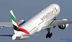 A6-EPP LMML 16-02-2018 (Burmarrad (Mark) Camenzuli Thank you for the 10.3) Tags: airline emirates aircraft boeing 77731her registration a6epn cn 42333 a6epp lmml 16022018