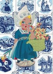 NL-3964779 (akaroxy2) Tags: 2018 postcard netherlands officialpostcrossingcard art
