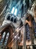 Truro Cathedral (jackyjulyan) Tags: windows cathedral truro church stainedglass architecture light