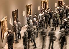 Dutch Masters (Ramireziblog) Tags: dutch masters hermitage amsterdam nederlandse meesters rembrandt schilderijen paintings museum mensen candid canon 6d