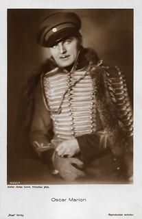 Oscar Marion in Waterloo (1929)