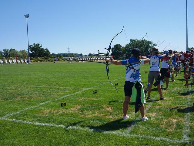 Archers de Boé