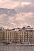 Genève - la ville, les quais, le port, le lac, et la montagne (Le Salève) (olivierurban) Tags: genève geneva suisse swiss lac lake léman salève city sonyilce6000 e55210mmf4563oss