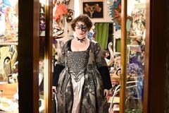 The Guardian (Marta Marcato) Tags: woman girl dress mask costume carnival carnevale colors eyes face lady italy italia venice venezia nikon nikond7200