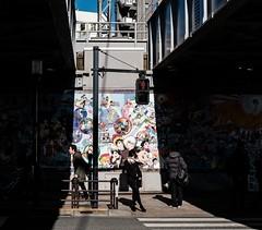 A Slice of Color / Tokyo (thedailyjaw) Tags: tokyo japan japanesepeople japanese ramen tonkatsu sushi food culture people anime akihabara city bustle buildings surgicalmask x100f x100series xseries classicchrome fuji fujifilm
