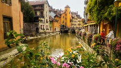 France - Annecy Old Town (ander33sp) Tags: lgg4 france annecy oldtown lg