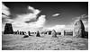 Gettlinge gravfält, stenskepp (leo.roos) Tags: bronzeage ironage vikingage gettlingegravfält gettlingeburialfield gravefield stoneship stonecircle standingstones limestone monolith 1000bcto1000ad noiretblanc longexposure tijdopname öland a900 minolta minolta173535 minoltaaf1735mmf35g amount sweden zweden zwedenaugustusseptember2011 darosa leo roos skeppssättning