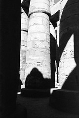 Luxor, Egypt (circa 1988) (w.d.worden) Tags: 35mm film karnak temple kodak egypt kodacolor luxor