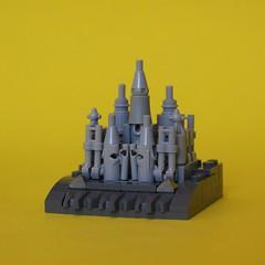 Citadel (simplybrickingit) Tags: lego micro microscale citadel castle moc bricks blocks toys toy fun afol 2018