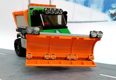 09IMG_20180217_145031 (maxims3) Tags: lego city 60083 snowplough truck снегоуборочная машина traffic обзор review