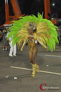 G. R. E. S. Acadêmicos do Santa Cruz 3151 Carnaval 2018 - Rio de Janeiro - RJ - Brasil
