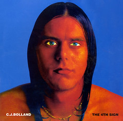 1992_C.J. Bolland - The 4th Sign_1992 (Marc Wathieu) Tags: rock pop vinyl cover record sleeve music belgium coverart belgique pochette cd indie artwork vinylcover sleevedesign