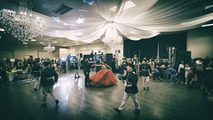 Father daughter dance (Eck-tor) Tags: canon classic 5d irix 15mm wide party dance real people love