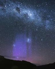 The southern lights, Aurora Australis over the Akaroa bay, New Zealand (Hannahbella Nel) Tags: aurora auroraaustralis southernlights newzealand travel wanderlust universetoday apod hannahbellasadventures hannahbellanel hannahbellaphotography nightphotography longexposurephotography auroraborealis
