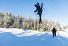 20180110-8 (jwhowe) Tags: ski killington jump trick mountain vermont air snowskiing skiing stash terrainpark