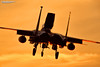 F-15E Strike Eagle at sunset RAF Lakenheath (Nigel Blake, 15 MILLION views! Many thanks!) Tags: f15e strike eagle sunset raf lakenheath nigelblake nigelblakephotography nigel aviation aviationphotography jet jests fighter military