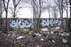 Skizo X Oreus (lanciendugaz) Tags: graffitis graff tag tags spray spraycan chrome wall block lettrage couleur black banlieue parisienne perso street dalvan vandal vndlsm