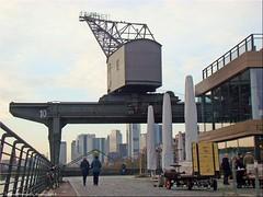 Frankfurt am Main - Hafenlokal Oosten