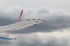 BigginHillFestivalofFlight2017-323 (mcaviationphoto) Tags: bigginhillfestivalofflight londonbigginhillairport 100thanniversaryoflondonbigginhillairport theredarrows royalairforceaerobaticteam rafat rafscampton uk unitedkingdom britisharmedforces raf royalairforce aerobatic aerobaticteam militaryaerobaticdisplayteam baehawkt1 baesystemshawkt1 baehawkt1a baesystemshawkt1a baehawk baesystemshawk bae baesystems hawkersiddeleyhawk hawkersiddeleyhs1182hawk britishaerospace hawkersiddeley baesystemsmasdivision baesystemsmilitaryairsolutionsdivision jet militaryjet trainer militarytrainer militaryjettrainer advancedtrainer advancedjettrainer militaryadvancedjettrainer