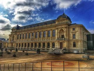 Paris  France ~ Louvre Museum ~ Historic Monument  - Original Gallery Wing