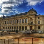 Paris  France ~ Louvre Museum ~ Historic Monument  - Original Gallery Wing thumbnail