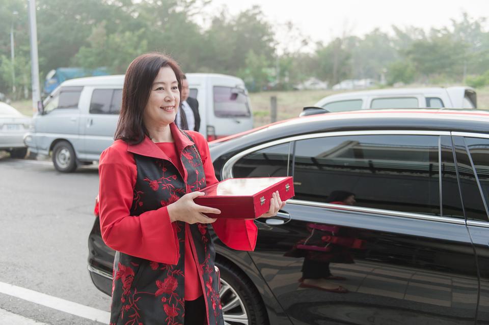 婚攝 高雄林皇宮 婚宴 時尚氣質新娘現身 S & R 006