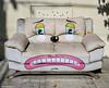 Sad Couch (Don Saban) Tags: donsaban sad couch koreatown losangeles sofa california sadface