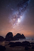 Twinkle Little Stars (Gift of Light) Tags: camelrock bermagui newsouthwales australia star stars night sky milkyway galaxy core nightscape landscape seascape dark darkness light nature rock sand shore beach traveldestination travel touristattraction sony sonyalpha alpha a7rii a7rmkii sonya7rii sonya7rmkii zeissloxia21mmf28 zeiss loxia 21mm f28 2128 2821 feisol feisolct3372elitetripods ct3372