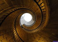 Santiago de Compostela (santiagolopezpastor) Tags: espagne españa spain galician galicia barroco baroque escalera stairs staircase