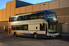 Stagecoach Bluebird 16945 SY07CVA (Will Swain) Tags: aberdeen station 25th november 2017 union square bus buses transport travel uk britain vehicle vehicles county country scotland scottish north east city centre stagecoach bluebird 16945 sy07cva