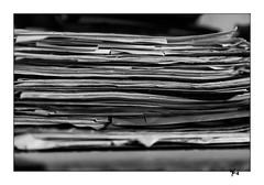Paperasse [IV] (gravelin.yves) Tags: papier naturemorte nikon d850