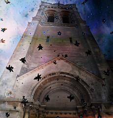 Elemental #88 - Time's arrow (hedshot) Tags: gaia wateroflife church filmsoup altaredperception altars art conceptual chemistry wikka alchemy ingrainwetrust ishootfilm 35mm film 88