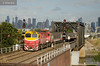 N471 leads the Albury service out of Melbourne (A2 986) Tags: albury nclass n471 vline locomotive